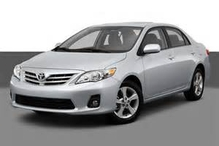Rent a Car Toyota Corolla or similar